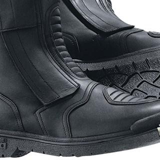 daytona trans open gtx boots in black. Black Bedroom Furniture Sets. Home Design Ideas