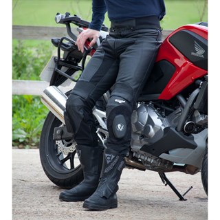 Furygan Veloce leather trousers in blackAlternative Image2