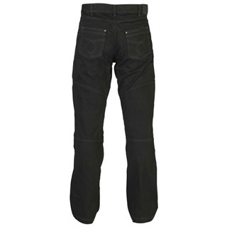 Furygan jeans D02 in blackAlternative Image1
