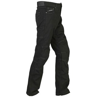 Furygan jeans D02 in blackAlternative Image2