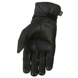 Furygan Valta D3O gloves in black Alternative Image1
