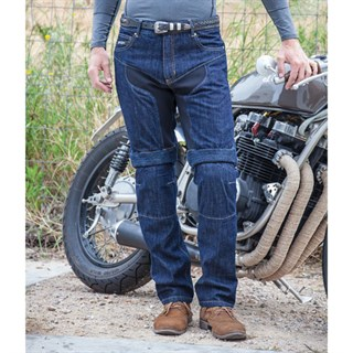 Furygan DH jeans in blueAlternative Image2