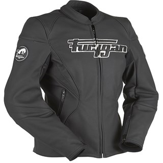 Furygan ladies Kali jacket in blackAlternative Image1