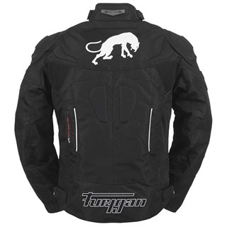 Furygan Titan Evo jacket in blackAlternative Image1