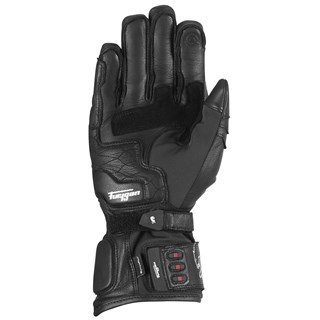 Furygan Mercury Sympatex gloves in black Alternative Image1