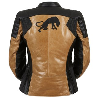 Furygan ladies Legend jacket in honeyAlternative Image1