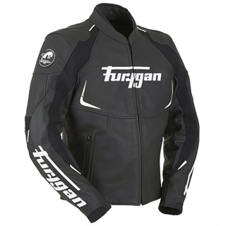 Furygan Spectrum Black/White jacket SAlternative Image2