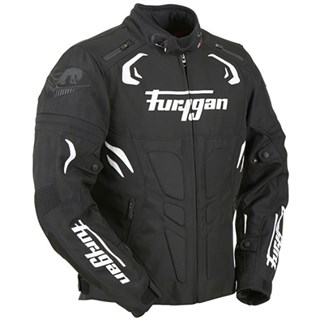 Furygan Blast jacket in blackAlternative Image2