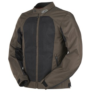 Furygan Genesis Mistral Evo 2 jacket in brownAlternative Image2