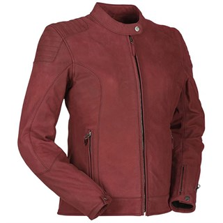 Furygan Debbie Ladies jacket in redAlternative Image1