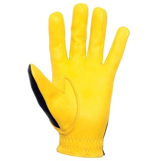 McQueen ISDT gloves in yellowAlternative Image1