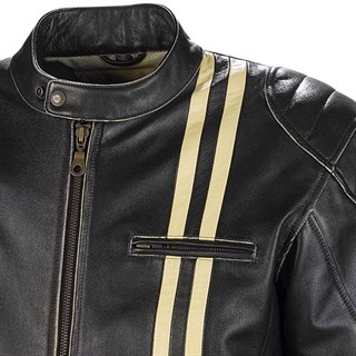 Halvarssons Thunder Classic jacket in black Alternative Image1