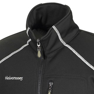 Halvarssons Comfort Fleece in blackAlternative Image1