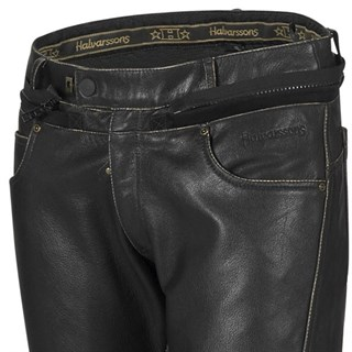 Halvarssons ladies Hawk Classic trousers in blackAlternative Image1