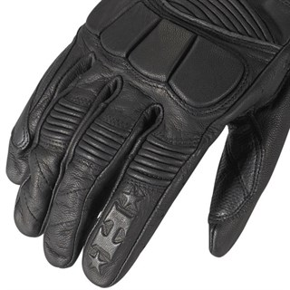 Halvarssons Roadstar ladies gloves in blackAlternative Image1