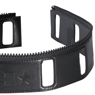 Halvarssons Waist Zip - Black Alternative Image2