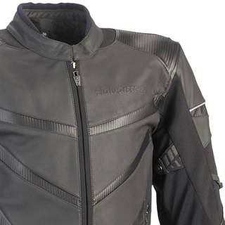 Halvarssons Carat jacket in blackAlternative Image1