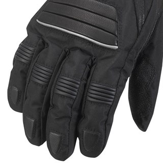 Halvarssons Odeon gloves in black Alternative Image2