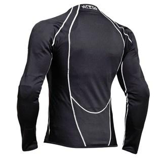 Halvarssons Torso Zip Top BlackAlternative Image1