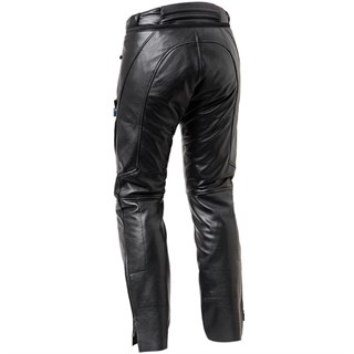 Halvarssons Dede trousers in blackAlternative Image1