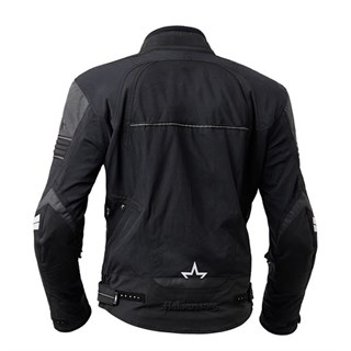 Halvarssons Panzar jacket in blackAlternative Image1