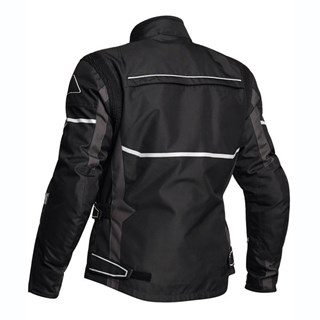 Halvarssons Voyage jacket in blackAlternative Image1