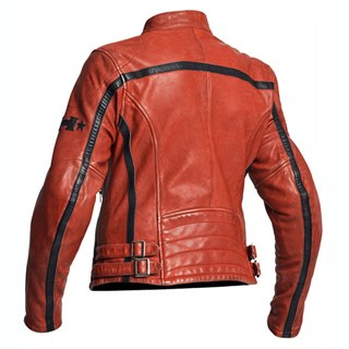 Halvarssons Ladies Red 310 JacketAlternative Image1
