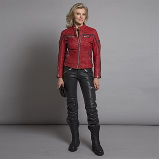 Halvarssons Ladies Red 310 JacketAlternative Image3