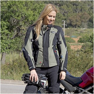 Halvarssons Womens Green Electra JacketAlternative Image2