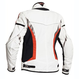 Halvarssons ladies Zoya jacket in whiteAlternative Image1