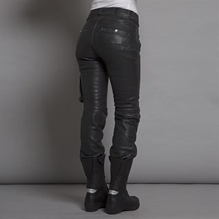 Halvarssons Rider ladies trousers in blackAlternative Image3