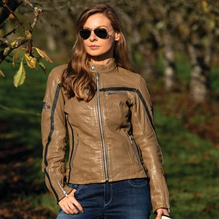 Halvarssons Brown 310 Ladies JacketAlternative Image3