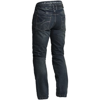 Halvarssons Macan jeans in blueAlternative Image2