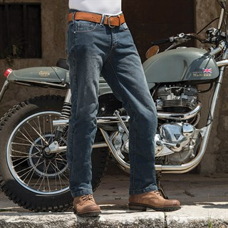 Halvarssons Macan jeans in blueAlternative Image1