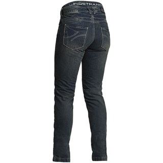 Halvarssons Ladies Macan jeans in blueAlternative Image1