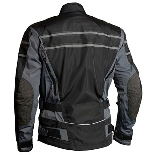 Halvarssons Luxor jacket in black/greyAlternative Image1