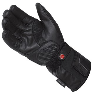 Held Season gloves in blackAlternative Image1