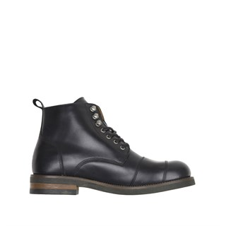 Helstons Messenger Leather boots in blackAlternative Image1