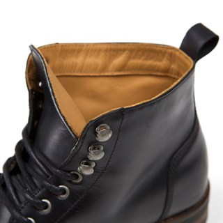 Helstons Messenger Leather boots in blackAlternative Image2