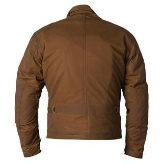 Helstons Hunt Wax Cotton jacket in oakAlternative Image1