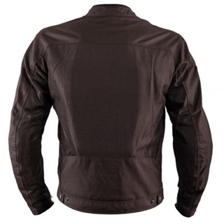 Helstons Wall mesh jacket in brownAlternative Image1
