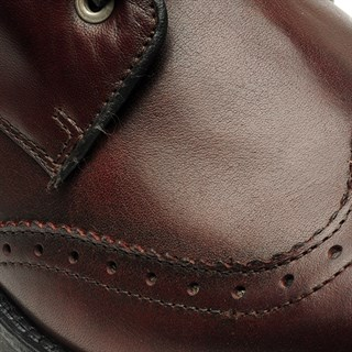 Helstons Cardinal Boots in burgundy 42Alternative Image3
