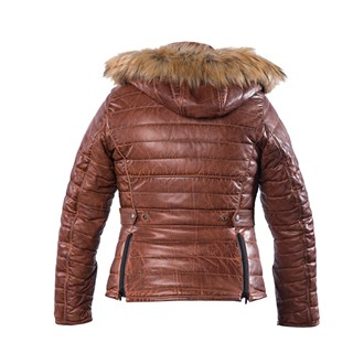 Helstons Light ladies jacket in camelAlternative Image1