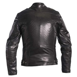 Helstons River jacket in blackAlternative Image1