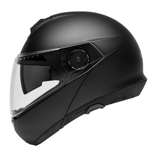 Schuberth C4 helmet in matt blackAlternative Image1