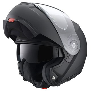 Schuberth C3 Pro helmet in matt blackAlternative Image1