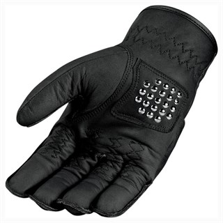 Icon Rimfire gloves in black Alternative Image1
