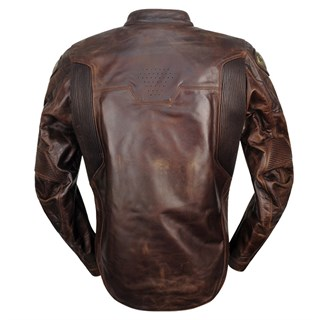 Icon Retrograde jacket in brownAlternative Image1