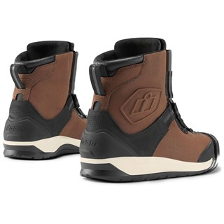 Icon Patrol 2 boots in brownAlternative Image1
