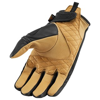 Icon Axys Black/Tan gloves MAlternative Image1